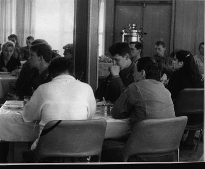 штаб 40 армии, Дом офицеров, слёт поэтов-аматоров (г. Кабул, 1986-1988)